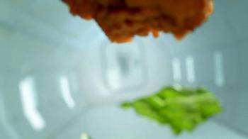 KFC Zinger TV Spot, 'Anti-Gravity'