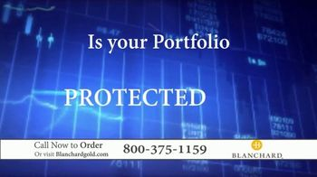 Blanchard and Company Gold American Eagles TV Spot, 'Your Portfolio'