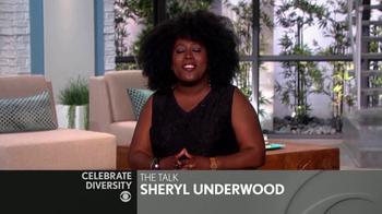 CBS Cares TV Spot, 'Sheryl Underwood on Diversity'