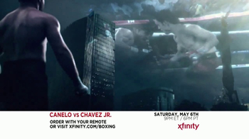 XFINITY TV Spot, 'Boxing: Canelo vs. Chavez Jr.'