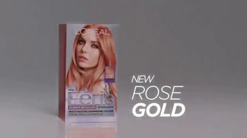 L Oreal Paris Feria Multi Faceted Shimmering Color Rose