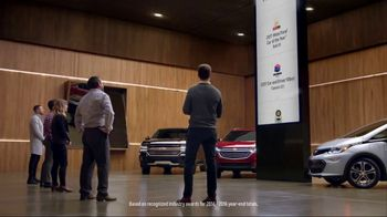 2017 Chevrolet Cruze TV Spot, 'Most Awarded Car Company'