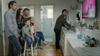 AT&T Unlimited Plus TV Spot, 'Rooms' Featuing Mark Wahlberg