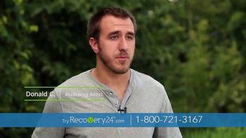 Recovery24 TV Spot, 'Better Yourself Nutritionally'