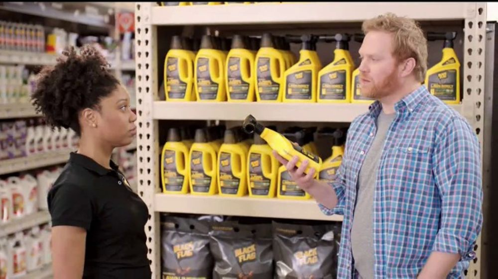 Black Flag Extreme Lawn Insect Killer Tv Commercial Not