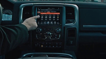 2017 Big Horn Crew Cab TV Spot, 'Built to Outlast Them All'