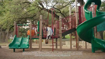 Subway Fresh Fit for Kids Meal TV Spot, 'Mr. Men and Little Miss' - Thumbnail 2