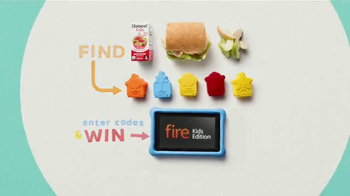 Subway Fresh Fit for Kids Meal TV Spot, 'Mr. Men and Little Miss' - Thumbnail 6