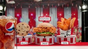 KFC $5 Fill Ups: Zinger TV Spot, 'Ganador' [Spanish]
