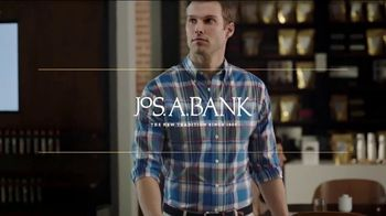 JoS. A. Bank TV Spot, 'Suits, Shirts and Pants'