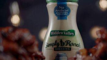 Hidden Valley Simply Ranch TV Spot, 'Tastes Like Love'