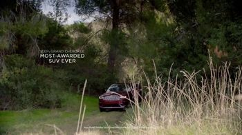 Jeep Spring Sales Event TV Spot, 'Far From Home: 2017 Jeep Grand Cherokee'