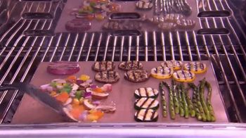 Copper Chef Grill Mat TV Spot, 'Makes Grilling Easier'