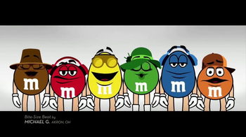 M&M's TV Spot, 'Bite-Size Beat by Michael G.'