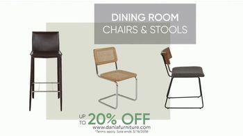 Dania Dining Room Event TV Spot, U0027Casual To Formalu0027