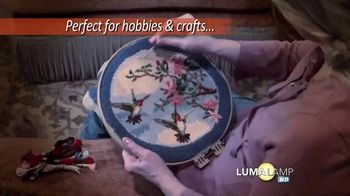 ... Luma Lamp HD TV Spot, U0027Total Controlu0027   Thumbnail ...