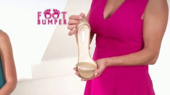 Foot Bumper TV Spot, 'Instant Pressure Relief' Featuring Taylor Baldwin - 39 commercial airings