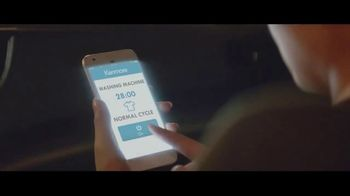 Kenmore Smart Washer and Dryer TV Spot, 'The Favorite'