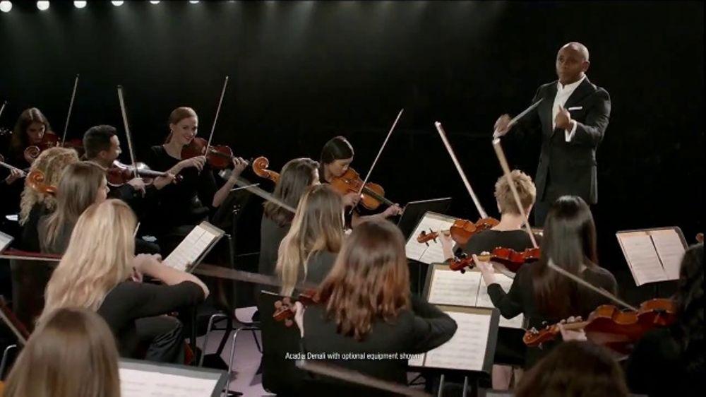2017 GMC Acadia Denali TV Commercial, 'Maestro: Supplier ...
