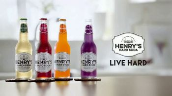 Henry's Hard Soda TV Spot, 'The Crew'