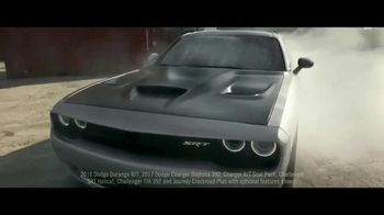 2017 Dodge Charger TV Spot, 'Brotherhood of Muscle' Featuring Vin Diesel