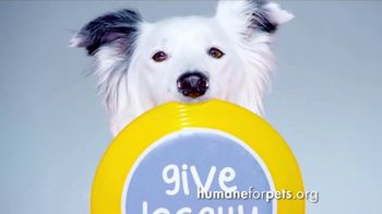 Humane Society for Shelter Pets TV Spot, 'Give Locally'