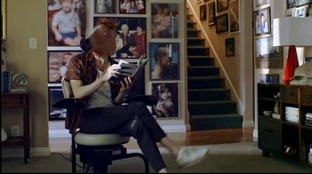 GoDaddy TV Spot, 'Horse Head Swivelly Chair' - Thumbnail 6