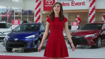 Toyota Time Sales Event TV Spot, 'Great Deals' - 6 commercial airings