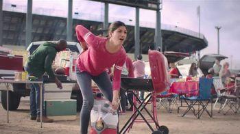 Aspercreme Lidocaine No Mess TV Spot, 'Tailgating'