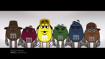 M&M's TV Spot, 'Bite-Size Beat by Nick L, Denver, CO'