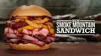 Arby's Smoke Mountain Sandwich TV Spot, 'Food Chain'