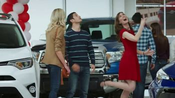 Toyota Time Sales Event TV Spot, \'Urgent Crush\'