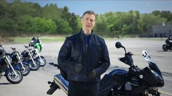GEICO Motorcycle TV Spot, 'Safety Course'