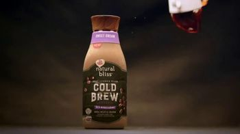 Coffee-Mate Natural Bliss Cold Brew TV Spot, 'Never Bitter'