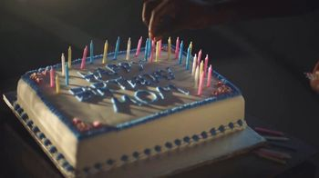Amazon Echo Dot TV Commercial Birthday Candles