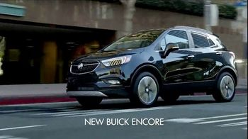 2017 Buick Envision TV Spot, 'People are Talking' Song by Matt and Kim