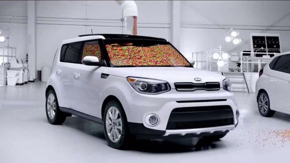 Honda Commercial Song >> 2017 Kia Soul TV Commercial, 'Jelly Beans: Interior Room' - iSpot.tv