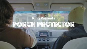 Ring TV Spot, 'Porch Protector' - Thumbnail 1