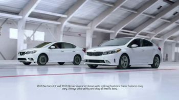 2017 Kia Forte TV Spot, 'Avoid Danger (and Paint!) With Lane Keep Assist' - Thumbnail 1