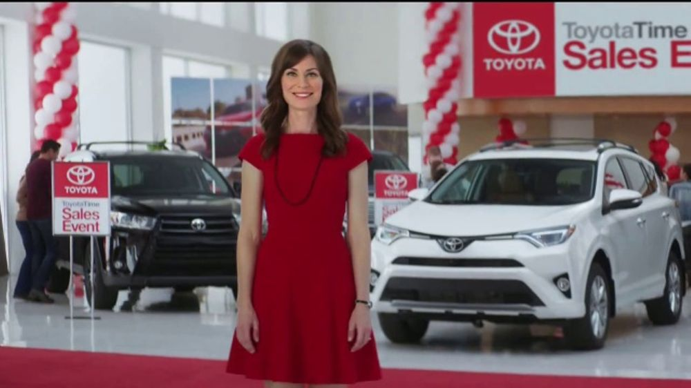 Toyota Time Sales Event Tv Commercial 2017 Rav4 Ispot Tv