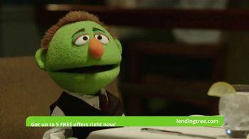 LendingTree TV Spot, 'Buy Me Dinner'