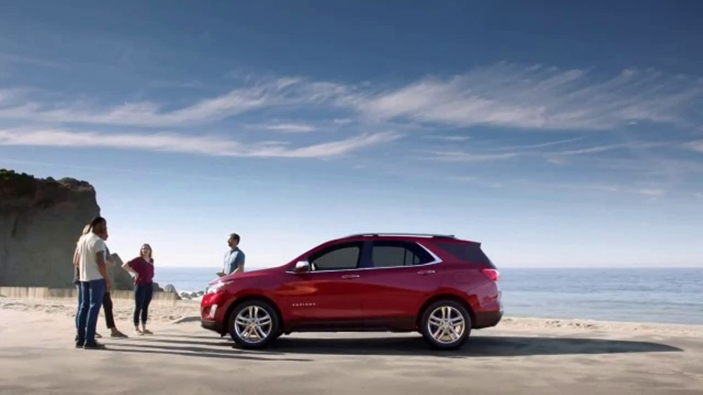 Silverado Special Editions >> 2018 Chevrolet Equinox TV Commercial, 'For Everybody, Everywhere' - iSpot.tv