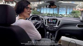 2018 Chevrolet Equinox TV Spot, 'For Everybody, Everywhere' - Thumbnail 5