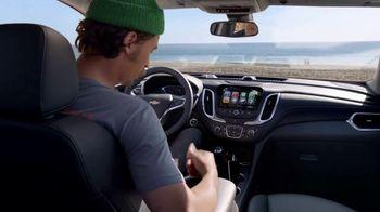 2018 Chevrolet Equinox TV Spot, 'For Everybody, Everywhere' - Thumbnail 7