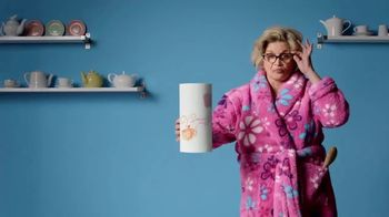 Sparkle Towels TV Spot, 'It's How You Roll'