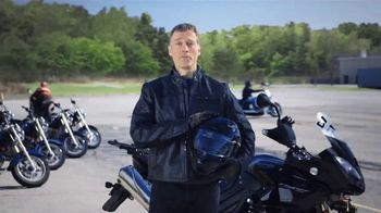 GEICO Motorcycle TV Spot, 'Safety Tips: Helmet'