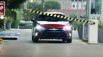 Toyota Time Sales Event TV Spot, 'NASCAR Teams' Featuring Denny Hamlin - 35 commercial airings