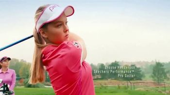 SKECHERS GO GOLF TV Spot, 'Comfort' Featuring Brooke Henderson