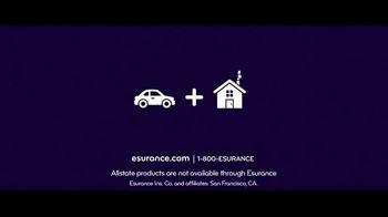 Esurance Mobile App TV Spot, 'Haunted House' - Thumbnail 10