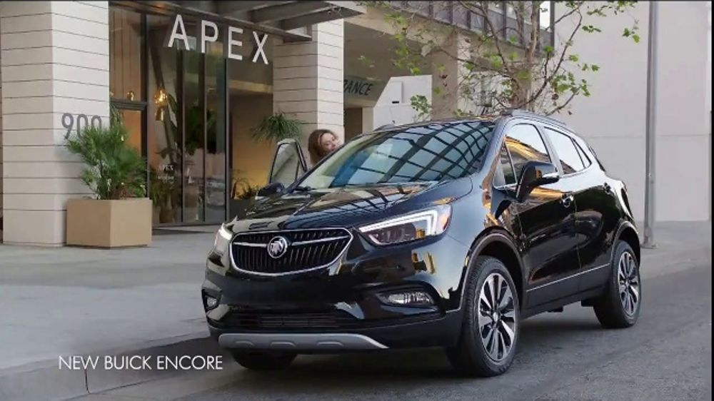 2017 Buick Encore TV Commercial, 'Oh Boy' - iSpot.tv